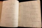 Elva S. Wilson's Algebra Notebook