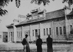 New chapel of the minor seminary