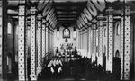Mass at the new cathedral at Anguo