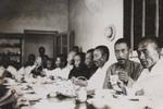 Group photo of minor seminarians