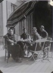 Fr. Léon Gosset's first mass