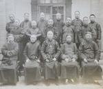 Bishop Suen and his priests