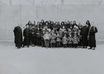 Group photos of orphan girls at Ta Kong suo 1