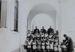 Group photos of orphan girls at Ta Kong suo 2