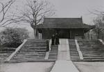 At the Sun Yatsen mausoleum