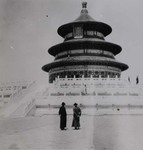At the Temple of Heaven in Beiping 7