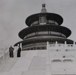 At the Temple of Heaven in Beiping 9
