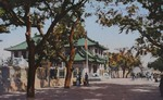 Color postcard of Peking Union Medical School 1