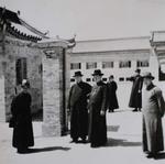 Entrance building of Discipuli Domini school and seminary