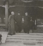Arrival at the bishop's residence on Chongming Island