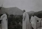 Archbishop Mario Zanin's visit to Xuanhua 1
