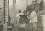 Ordination of a Chinese priest in Anguo cathedral 1