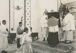Ordination of a Chinese priest in Anguo cathedral 2