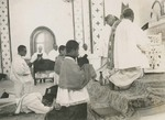 Ordination of a Chinese priest in Anguo cathedral 4