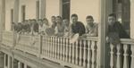 Minor seminarians at recess 1