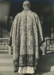 Fr. Paul Gilson in a ceremonial Buddhist Robe 5