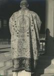 Fr. Paul Gilson in a ceremonial Buddhist Robe 6
