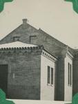Back of chapel of Huai An