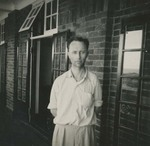 Father Alain de Terwangne after being expelled from China 1