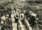 Funeral of Fr. Vincent Lebbe at Geleshan 4