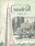 Whitworth Alumni Magazine August 1961