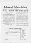 Alumni Magazine January 1947