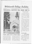 Alumni Magazine May 1947