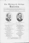 Alumni Magazine August 1908