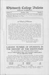 Alumni Magazine October 1931