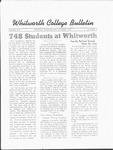 Alumni Magazine October 1947