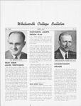 Alumni Magazine April 1954