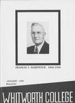 Alumni Magazine January 1949