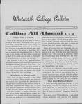 Alumni Magazine March 1956