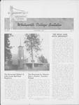 Alumni Magazine November 1956