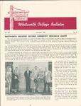 Alumni Magazine November 1957
