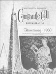 Alumni Magazine November 1960