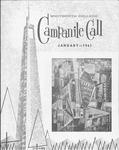 Alumni Magazine January 1961