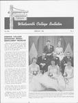 Alumni Magazine February 1958