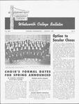 Alumni Magazine January 1959