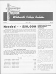 Alumni Magazine July 1958