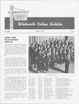 Alumni Magazine March 1958