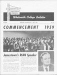 Alumni Magazine May 1959