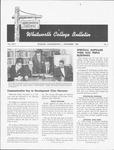 Alumni Magazine November 1958