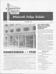 Alumni Magazine September 1958