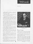 Alumni Magazine April 1966