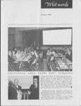 Alumni Magazine January 1966