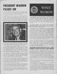 Alumni Magazine October 1963