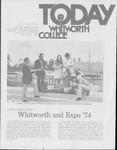 Alumni Magazine April 1974