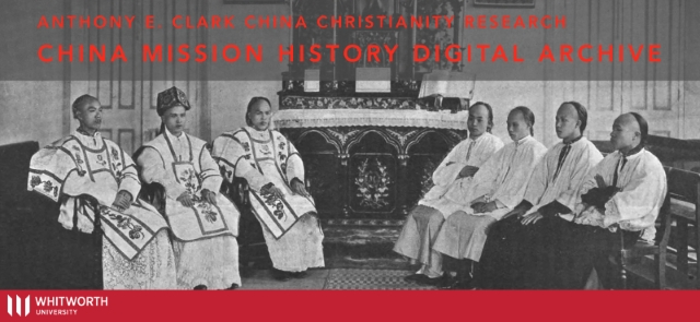 China Mission History Image Collection