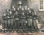 The 1920 Football Team Picture